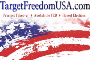 Target Freedom USA Test Post Pic