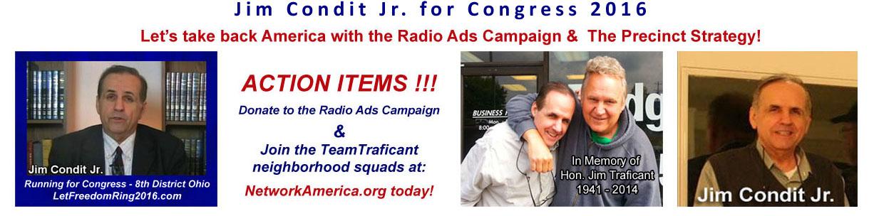 Jim Condit Jr.™ for Congress 2016